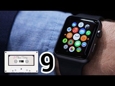 Nhạc Trắng 9: Apple Watch - Mua hay không? (Tìm Lại Bầu Trời Parody)