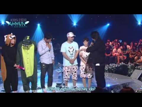 [AVN Vietsub][Perf] YDH's Love Letter 080613 - Lee Seung Gi ft. MC Mong
