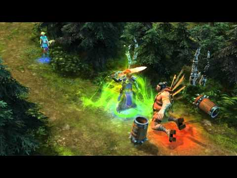 Видеоролик - Игромир 2010