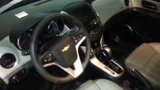 Interior Chevrolet Cruze Hatchback 2014 Precio