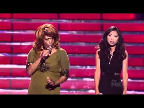Jessica Sanchez & Jennifer Holiday - Final Performance of American Idol Season 11