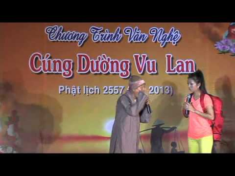 Hài Chú tiểu dễ thương Tấn Bo - Việt Dung