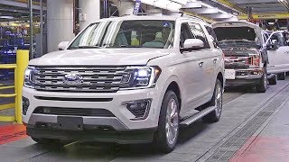 2018 Ford Expedition Manufacturing. YouCar Car Reviews.