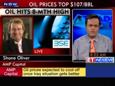 Oil prices are expected to cool off: AMP Capital