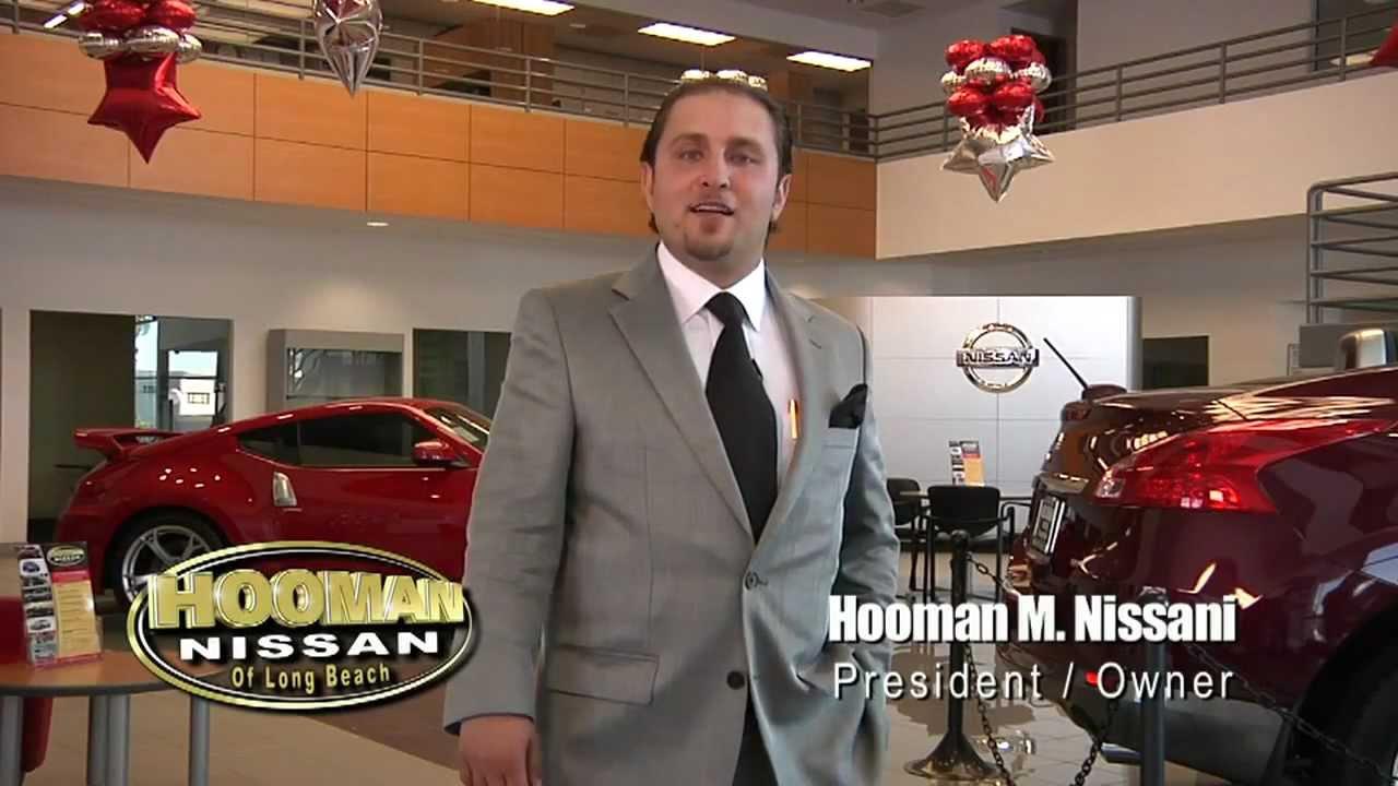 Hooman Nissan Vip Owner Loyalty Program Long Beach