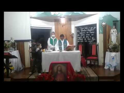 Santa Missa | 10.06.2021 | Quinta-feira | Padre Francisco de Assis | ANSPAZ