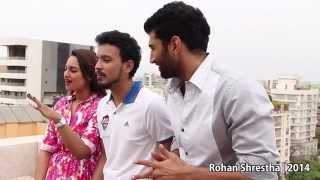 Stardust Aditya Roy Kapoor and Sonakshi Sinha