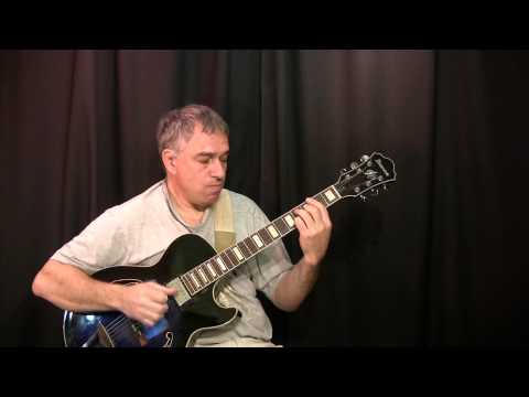 New Kid in Town, The Eagles - fingerstyle guitar arrangement, Jake Reichbart