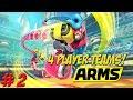 Arms 4 Player Teams Part 2 YoVideogames