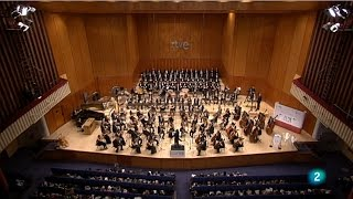 STAR WARS Suite for Orchestra (Complete) Orquesta y Coro RTVE