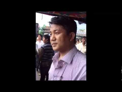 Kumar Lingden's Interview on Present Politics of Limbuwan, Nepal frm Capital FM, Ktm 9 Sep 2013