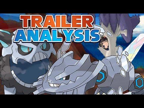 Mega Steelix, Mega Glalie + Mega Latios Trailer Analysis | Pokémon Omega Ruby and Alpha Sapphire!