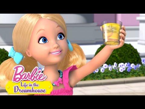 Barbie - Prehra za prehrou
