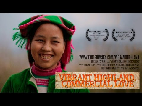 Love Market (Vietnam Travel / Adventure Documentary) (2016)