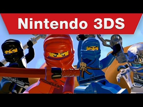 Nintendo 3DS - LEGO Ninjago: Shadow of Ronin Trailer