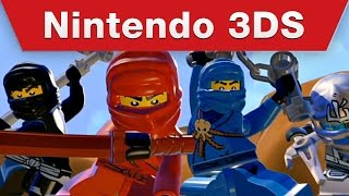 Nintendo 3DS LEGO Ninjago: Shadow Of Ronin Trailer