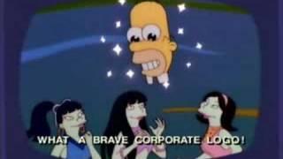 The Simpsons Mr. Sparkle Commercial