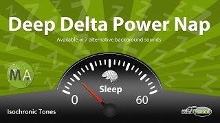 Deep Delta Power Nap Improve Memory, Problem Solving