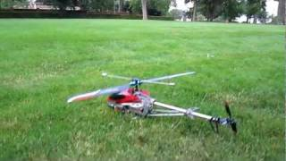 Modified Double Horse 9104 RC Helicopter Flight