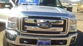 2011 Ford F350 Super Duty 4x4 Crew Cab Lariat 6.7L V8 Diesel Stock#1457 videos