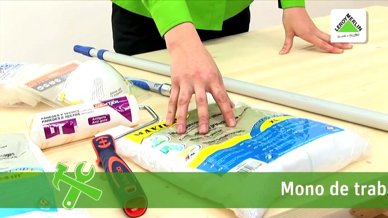 Trucos para aplicar pintura lisa leroy merlin youtube - Pintura para madera leroy merlin ...