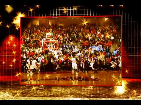 Texas Tech Men's Basketball Fire Up Video
