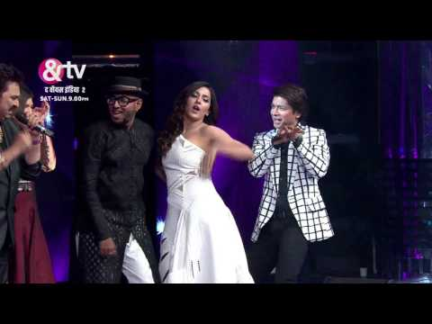 Parakhjeet Sings Badan Pe Sitare | Moment | Semi Final | The Voice India S2 | Sat-Sun, 9 PM