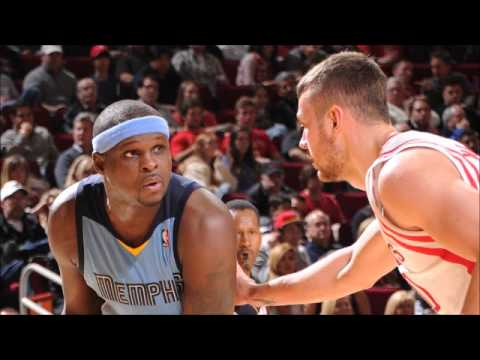 Zach Randolph blasts officiating for Grizzlies loss to Rockets