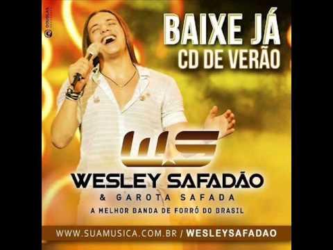 WESLEY SAFADÃO & GAROTA SAFADA - VERÃO 2014 [CD COMPLETO]