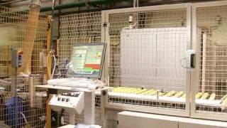 Proceso de fabricación de muebles
