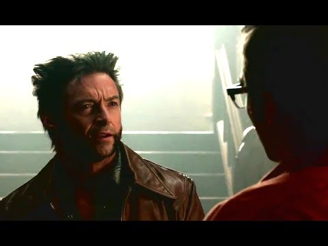 X-Men: Days of Future Past Official Movie Clip - Wolverine Meets Beast (2014) Hugh Jackman HD