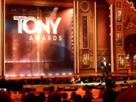 Hugh Jackman, The Music Man - 2014 Tony Awards Dress Rehearsal