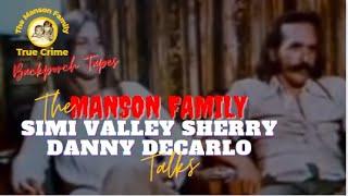 Charles Manson Family Member Simi Valley Sherri/ Danny