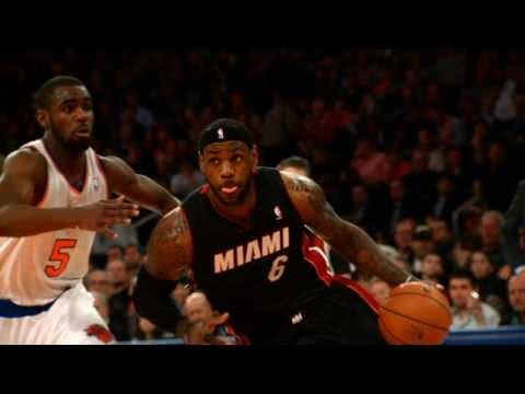 Phantom: LeBron Burns the Knicks