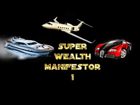 Super Wealth Manifestor (featuring Jon Mercer)