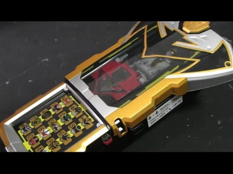 đồ chơi siêu nhân hải tặc 파워레인저 캡틴포스 캡틴실버폰 장난감 Super Megaforce Toys
