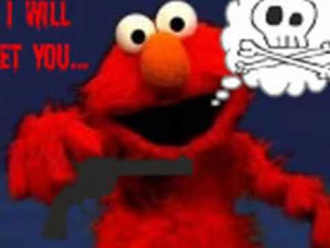 The story of the evil elmo. - YouTube Creepy Scary