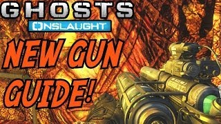 "Call Of Duty: Ghost EXTINCTION ""NIGHTFALL"" NEW Venom-X"
