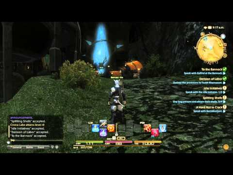 Final fantasy XIV A Realm Reborn - Gameplayer Beta