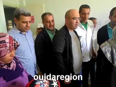 روبرتاج..هشام الصغير يطلق بسيدي موسى سلسلة القوافل الطبية