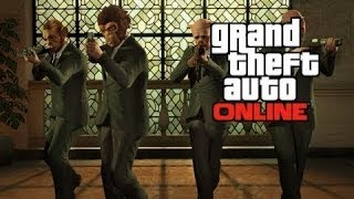 GTA 5 Online: Heist Location Revealed (Bank Heist Location) Accessible Banks On GTA V