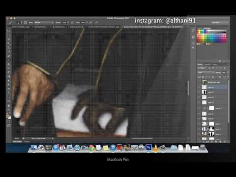 Speed Art - Digital Photo Restoration