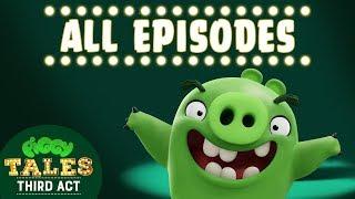 Angry Birds - Piggy Tales - tretia séria