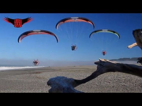 Why We Fly Paramotors, Exploring the Lost Coast of California