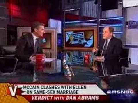 Jesse Ventura Gay Marriage 73