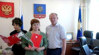 Артём отметил День работников торговли