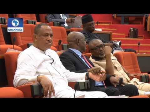 Immunity Has Nothing To Do With Corruption, Criminal Charges -- Bukola Saraki   Dateline Abuja