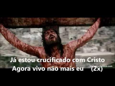 Já estou crucificado     Fernandinho Playback Legendado