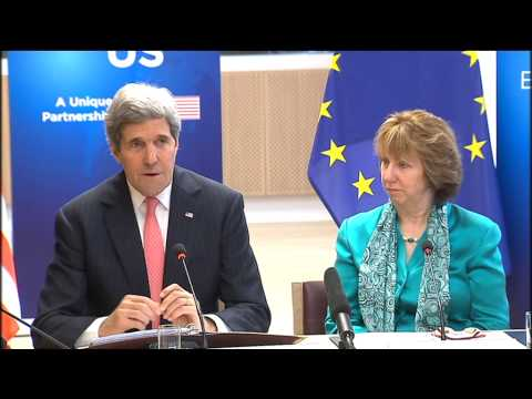 EU US Energy Council 2014 Opening Remarks by Catherine ASHTON and US State Secretary, John KERRY