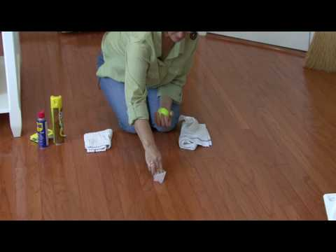 Cleaning Floors How To Remove Scuff Marks From Wood